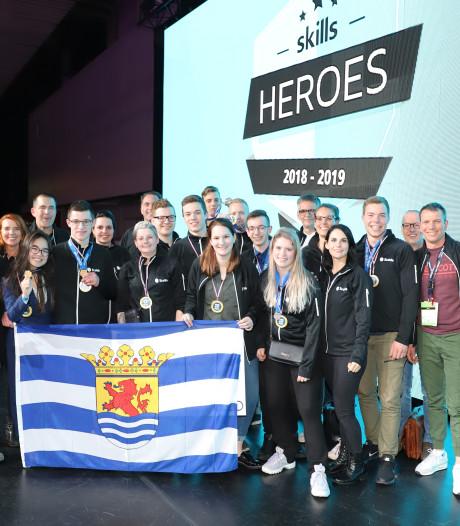 Scalda-mbo'ers harken goud binnen bij kampioenswedstrijd Skills The Finals