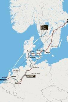 Klimaatvriendelijke reis: vliegtuig verruilen voor trein kost tijd én geld