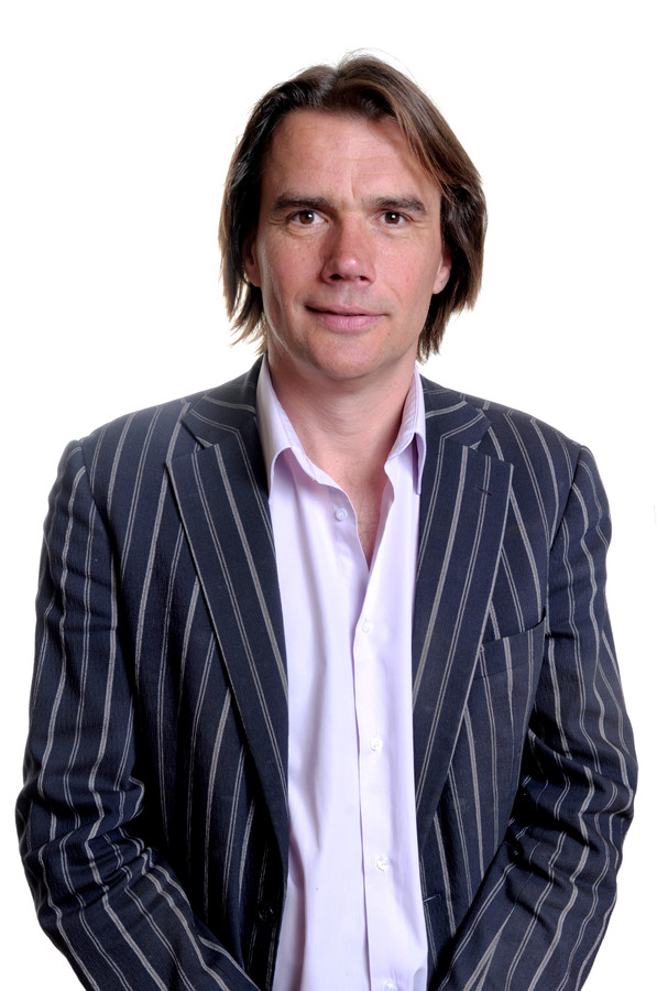 Portret van Steven Pont.