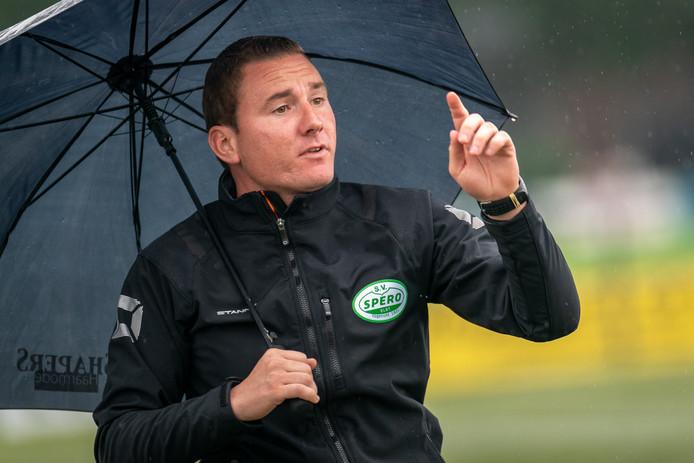 Kevin van Veen blijft ook volgend seizoen werken onder de paraplu van Spero.