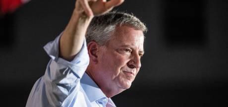 Burgemeester New York stapt uit Amerikaanse presidentsrace