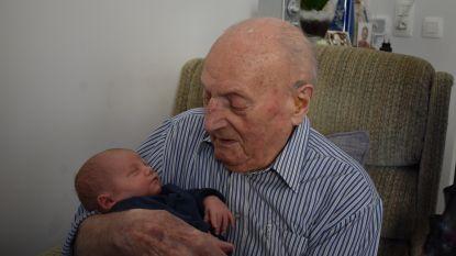 Gerard Schotte (103), op één na oudste Kortrijkzaan, overleden