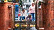 Keizer Kriek: kinderfestival op dorpsplein