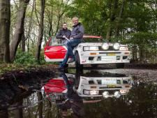 Conrad Rally in de eigen 'achtertuin' van Dries Bosch