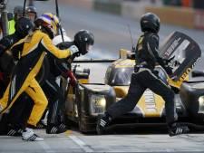 Domper voor Team Nederland: De Vries crasht in Le Mans