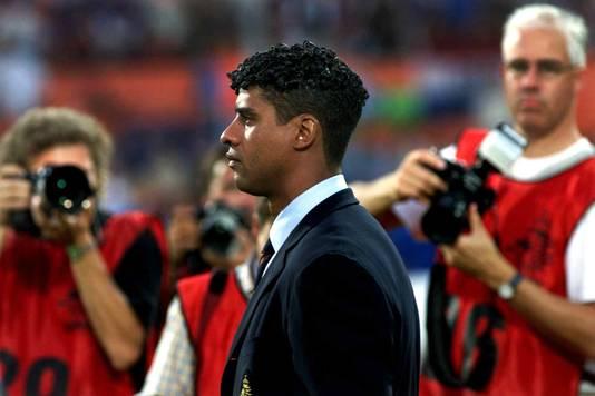 Frank Rijkaard won als bondscoach in 1999 geen enkele interland met Oranje.
