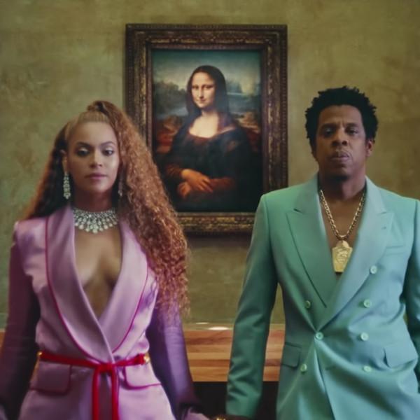 Hoe **Beyoncé en Jay-Z** de geschiedenis opeisen met kunst in het Louvre