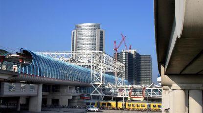 Dreiger met explosief op Amsterdams station opgepakt