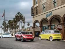 Volkswagen gaat plankgas naar de elektrische auto