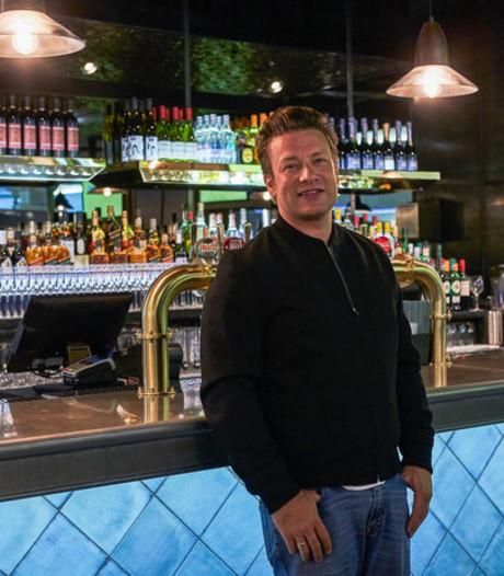Italiaanse restaurants Jamie Oliver opnieuw in zwaar weer