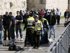 Twee Israëli's gedood bij steekpartij in Jeruzalem