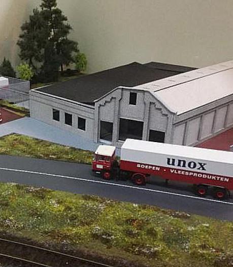 Modelbouwers De Wissel vinden net op tijd nieuw onderkomen en verhuizen naar Food Loods Oss