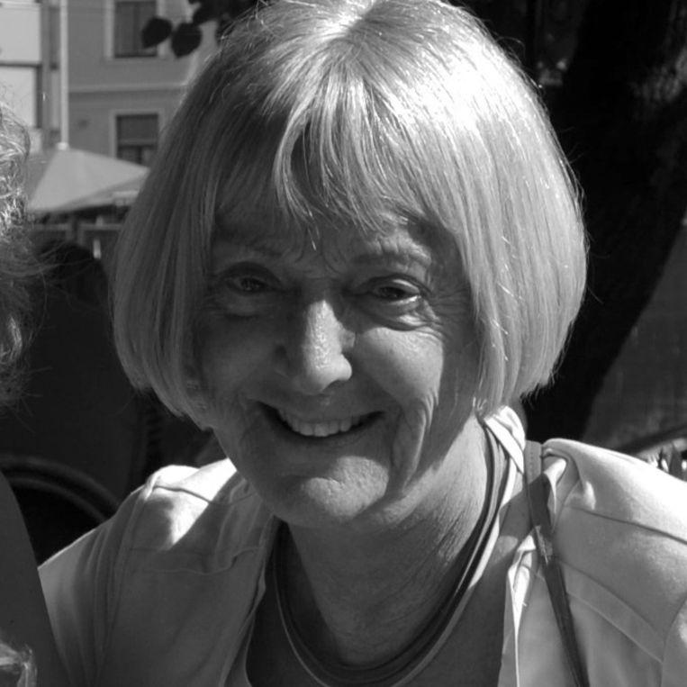 Ineke Brinkman overleed 16 september in Oslo op 84-jarige leeftijd. Beeld RV