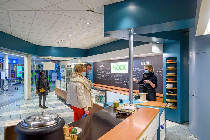 Flock is een nieuw concept afhaalmaaltijden van Merlijn Crébolder in de Wagenhoek van Oudenbosch.