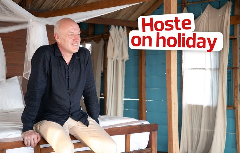 Geert Hoste on Holiday