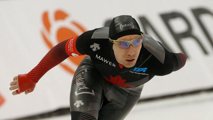 Ted-Jan Bloemen pakte zijn eerste goud ooit bij de WK afstanden.