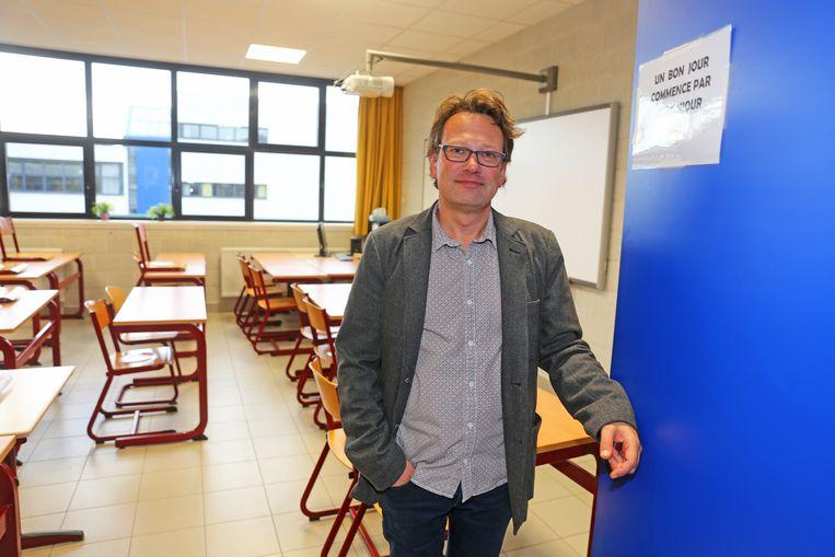 Directeur Tom Van Buggenhout van het VKO