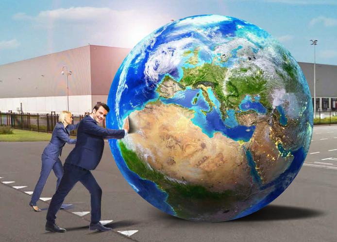 Bedrijventerrein Majoppeveld zet vol in op duurzaamheid
