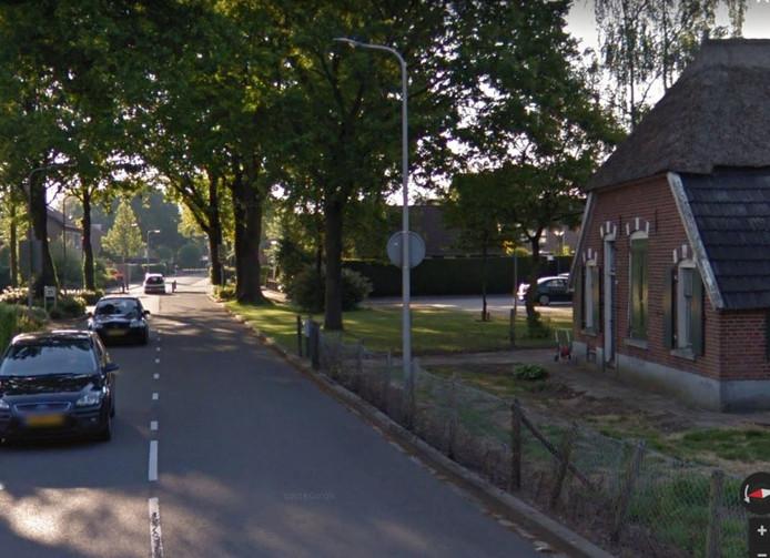 De Keizersweg in Holten is niet ingericht als 30 km/u-zone