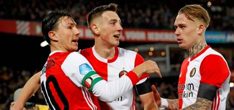 Berghuis looft matchwinner Feyenoord: 'Er zit zoveel energie in Bozenik'