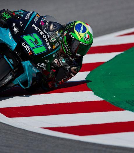 Morbidelli snelt in Barcelona naar eerste pole in MotoGP