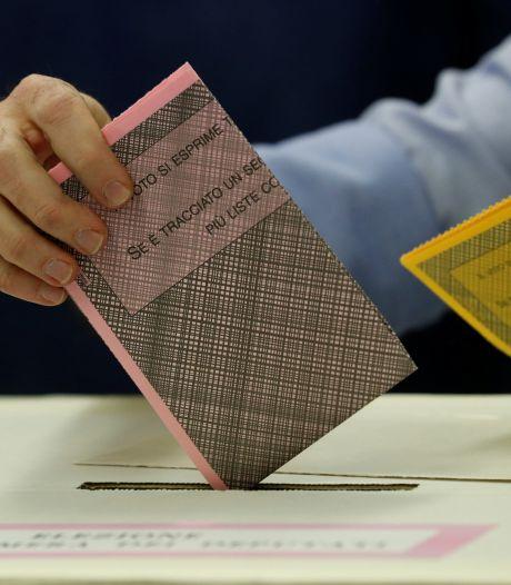 Les Italiens appelés aux urnes: les enjeux du référendum et des régionales