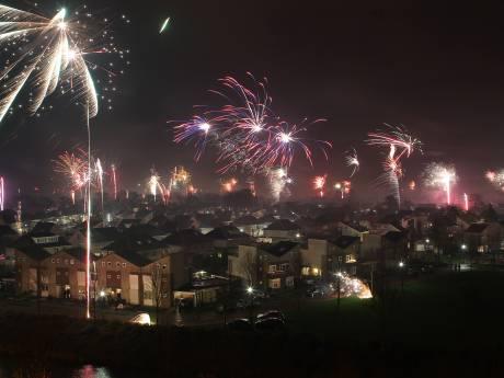 Geen knal- en kleurfestijn in centrum Raalte: vuurwerkverbod wordt gehandhaafd