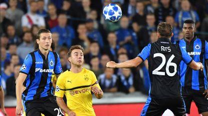 LIVE. Na nerveus begin kan Club zijn voet naast die van Dortmund zetten, Vanaken probeert voor rust te zorgen