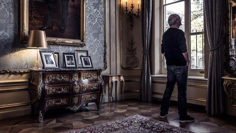 'Ik vind het jammer dat de Nederlandse literatuur blijkbaar synoniem is met: alleen geschikt voor Nederland' Beeld Martin Dijkstra