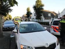Jonge vrouw geschept door taxi in Drunen