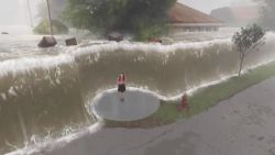 Weerbericht 2.0: zo simuleert weervrouw Erika mogelijke impact orkaan Florence in 3D