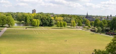 Toch Zomerkermis in Zwolle, in Park de Wezenlanden