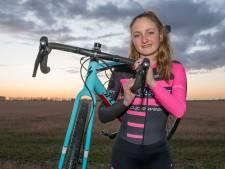 Didi de Vries uit Wilhelminadorp buiten de prijzen op het EK mountainbike