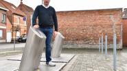 Drie nieuwe ondergrondse glasbollen in Hamme