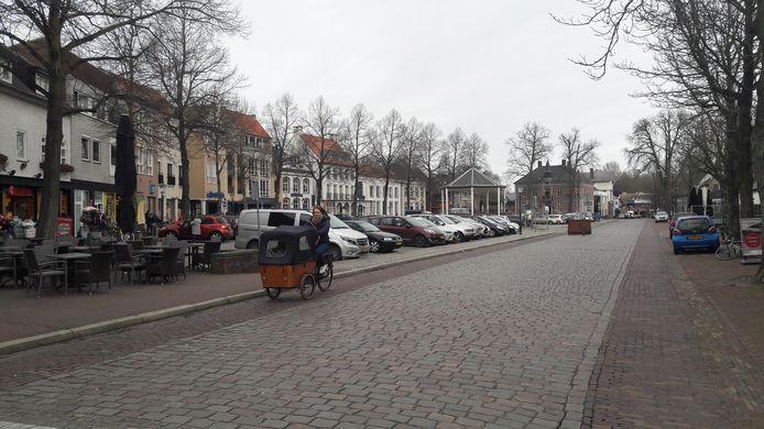 De Albert Heijn in Sint-Oedenrode verlaat de Markt.
