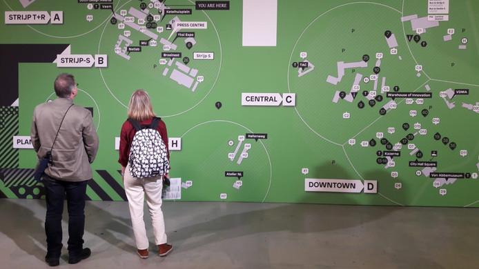 Dutch Design Week is zaterdag van start gegaan.