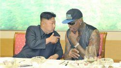 """Hoe een stomdronken diner een speciale band smeedde tussen voormalig NBA-vedette Rodman en Kim Jong-un: """"Ik had geen idee wie hij was"""""""