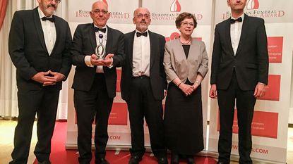 Eraly's slepen prestigieuze award in de wacht