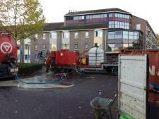Warm water van de biovergister stroomt nu ook naar Antoniushove en gemeentehuis