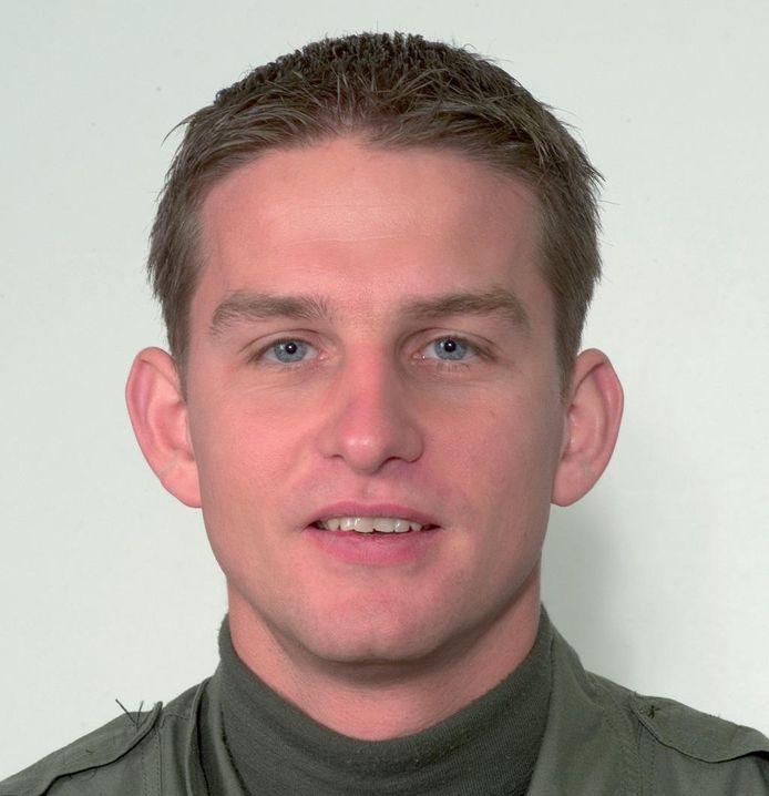 Michael Donkervoort (29) uit Barneveld crashte op 31 augustus 2006 met een snelheid van 1500 kilometer per uur om onopgehelderde oorzaak tegen een rots.