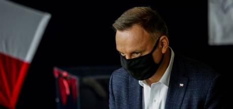 Exitpoll: kleine voorsprong voor Duda in Poolse presidentsverkiezingen