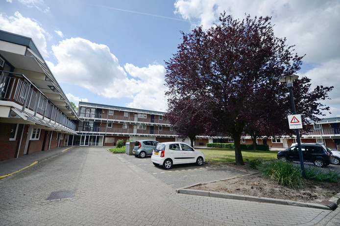 Verzorgingshuis Broekheurnerborch