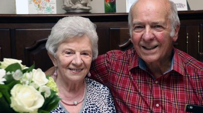 Lea en Jules vieren 60ste huwelijksverjaardag