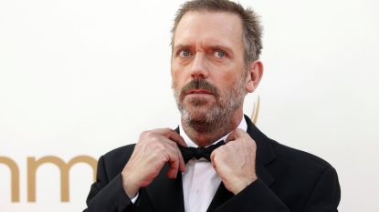 Hugh Laurie naast George Clooney in  dramareeks 'Catch-22'