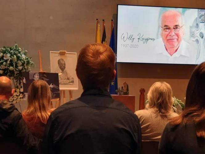 """Afscheid van Willy Kuijpers (83): """"Wees optimistisch. Wees moedig. En geef niet op"""""""