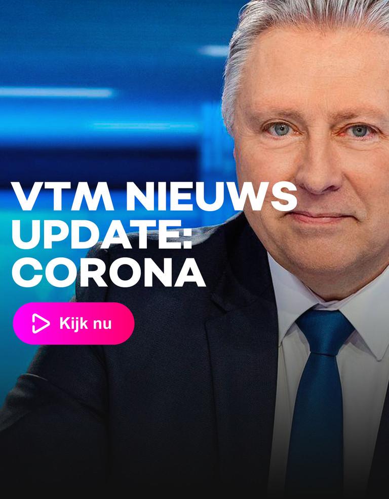 VTM Nieuws Update: Corona