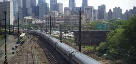 Tientallen gewonden na treinbotsing Philadelphia