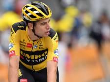 """Wout van Aert """"extra motivé"""" pour le Ronde après l'annulation de Paris-Roubaix"""