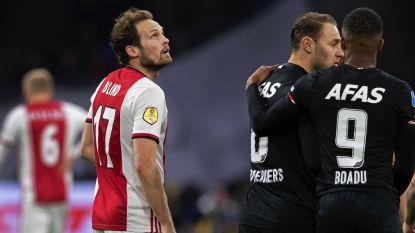 Betaald voetbal in Nederland kan seizoen niet afmaken