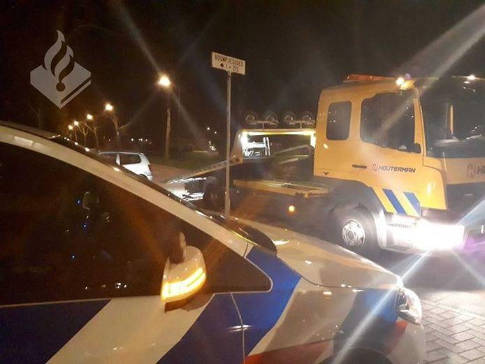 Voor de vierder keer in korte tijd heeft de politie een Veenendaler (21) betrapt op rijden zonder geldig rijbewijs. Zijn auto is voor de tweede keer afgesleept.